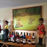 Photo taken at Three Fox Vineyards by Jamie B. on 8/16/2012