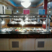 Photo taken at A+ Buffet Mongolian Grill by Chris L. on 4/11/2012
