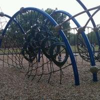 Photo taken at Al Lopez Park Playground by Amanda M. on 5/9/2012