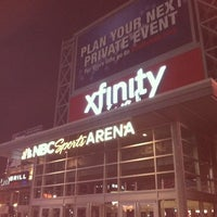 Photo taken at XFINITY Live! Philadelphia by Susanna H. on 4/13/2012