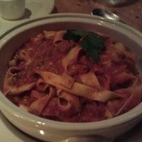 Photo taken at Alimentari Osteria by Vicki on 8/18/2012