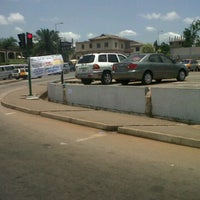 Photo taken at Shell by Kweku B. on 4/5/2012