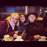 Photo taken at Le Vrai Paris by Ulka M. on 4/10/2012