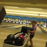 Photo taken at Triad Lanes by Allison on 8/19/2012