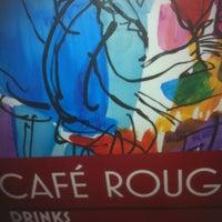 Photo taken at Café Rouge by Lynn W. on 5/16/2012