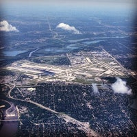 Photo taken at Minneapolis–Saint Paul International Airport (MSP) by Jon C. on 6/22/2012