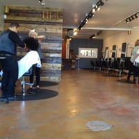 Photo taken at Hair Drezzers on Fire by Alexander J. on 7/17/2012