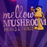 Photo taken at Mellow Mushroom by Kris A. on 6/23/2012