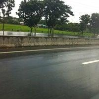 Photo taken at South Luzon Expressway (SLEx) by Jaze A. on 8/27/2012