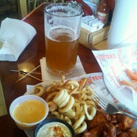 Photo taken at Hooters by CycleGuyWi on 2/23/2012