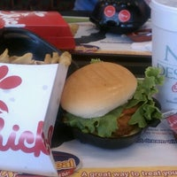Photo taken at Chick-fil-A by Rose C. on 5/23/2012