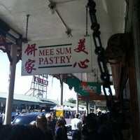 Photo taken at Mee Sum Pastry by Jonah D. on 8/24/2012