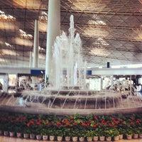 Photo taken at Beijing Capital International Airport (PEK) by Walter J. on 5/19/2012