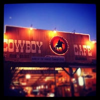 Photo taken at Cowboy Cafe Restaurant by GypZ🌀™ S. on 2/25/2012