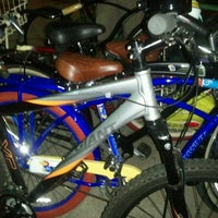 Photo taken at Wheel Club 404 by Brianne B. on 8/9/2012