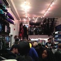 Photo taken at New Era Flagship Store: Toronto by Paul V. on 2/18/2012