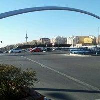 Photo taken at Puente de Ventas by Francisco J. A. on 3/10/2012