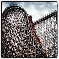 Photo taken at Six Flags Great Adventure by George M. on 5/30/2012