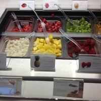 Photo taken at Pinkberry by Jessica L. on 6/21/2012