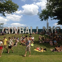 Photo taken at Governor's Ball by Silvia D. on 6/25/2012