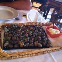 Photo taken at Fetra Restaurante by Frei L. on 8/26/2011