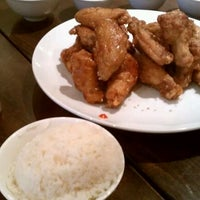 Photo taken at BonChon by Sean A. on 9/5/2011