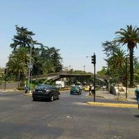 Photo taken at Plaza Pedro de Valdivia by Edo on 12/7/2011