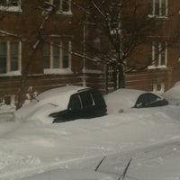 Photo taken at Snowpocalypse 2011: Chicago Edition by Nick E. on 6/7/2011