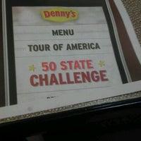 Photo taken at Denny's by Shevonne C. on 7/8/2012