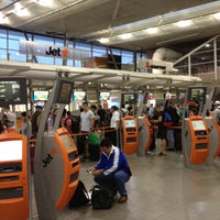 Photo taken at T2 Multi-User Domestic Terminal by Rayson R. on 12/20/2011