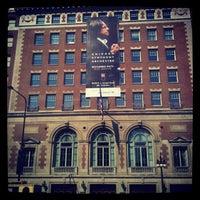 Photo taken at Symphony Center (Chicago Symphony Orchestra) by Jorge Alberto T. on 9/1/2012