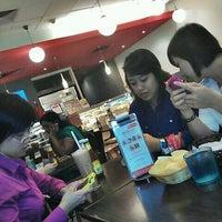 Photo taken at Secret Recipe Cafe by Naomi K. on 1/11/2012