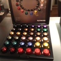 Photo taken at Nespresso Boutique Bar, Madison Ave. by Scott A. on 3/6/2012