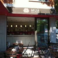 Photo taken at MUA Gelatieri d'Italia by Aysezeynep S. on 8/16/2011