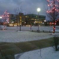 Photo taken at FSU Quad by Byron W. on 12/2/2011