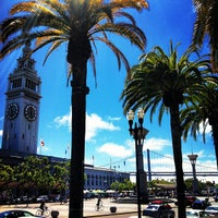 Photo taken at Justin Herman Plaza by Grant Y. on 6/30/2012