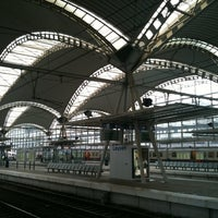 Photo taken at Station Leuven by Chris V. on 2/3/2011