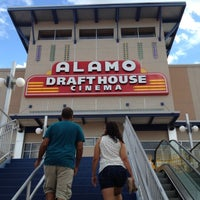 Photo taken at Alamo Drafthouse Park North by Sergio C. on 8/18/2012