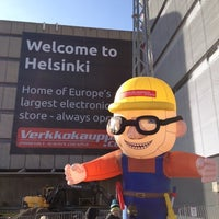 Photo taken at Verkkokauppa.com by Igor B. on 3/21/2012