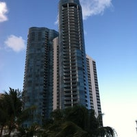 Photo taken at Las Olas River House by bill r. on 7/21/2012