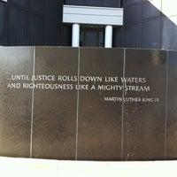 Photo taken at Civil Rights Memorial Center (SPLC) by Matt on 6/22/2012