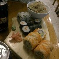 Photo taken at Sushihana by Alvaro D. on 8/23/2012