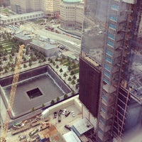 Photo taken at 7 World Trade Center by Fast Company M. on 6/14/2012
