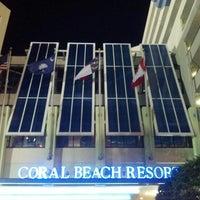 Photo taken at Coral Beach Resort by Rosalia V. on 8/4/2012
