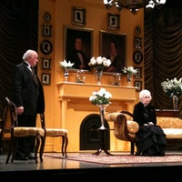 Photo taken at Lucille Lortel Theatre by David E. on 2/10/2011