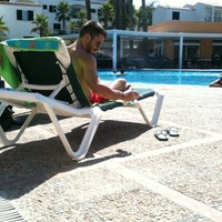 Photo taken at Aparthotel Tirant Playa by Joan I. on 8/18/2011