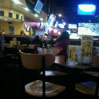 Photo taken at Buffalo Wild Wings by Erick A. on 1/20/2012