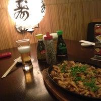 Photo taken at Sushi Temakeria Doo Doo by Felipe P. on 4/6/2012