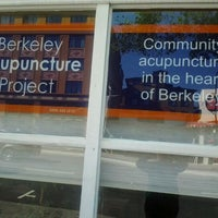 Photo taken at Berkeley Acupuncture Project by Genevieve M. on 4/27/2012