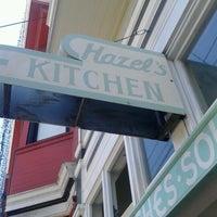 Photo taken at Hazel's Kitchen by Paul W. on 7/4/2012